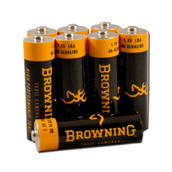 trail camera batteries